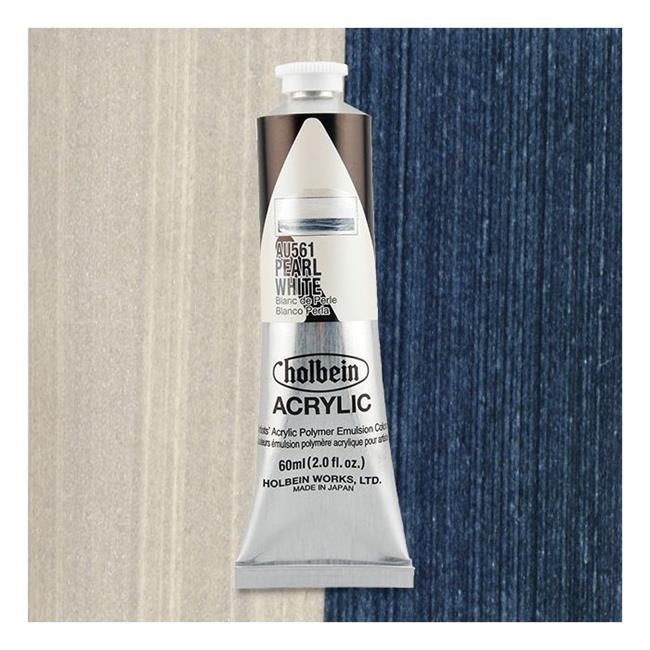 Holbein Acrylic Pearl White