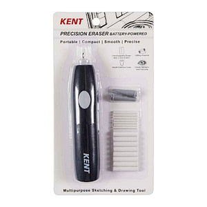 Battery Powered Precision Eraser