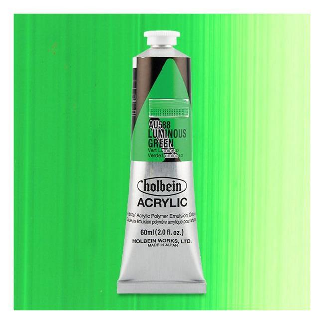 Holbein Acrylic Luminous Green