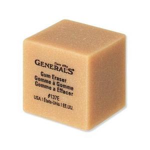 General's Gum Eraser #137E