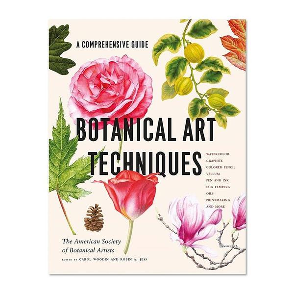 Botanical Art Techniques Book Cover