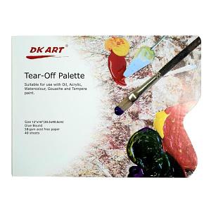 DK art Tear Off Palette