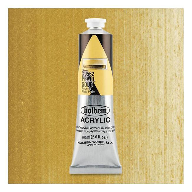 Holbein Acrylic Pearl Gold