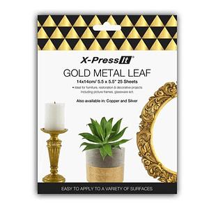 X-Press It Gold Metal Leaf