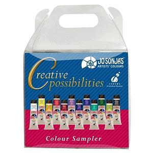 Jo Sonjas Creative Possibilities Colour Sampler